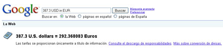 google-divisas