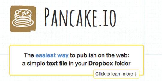 Logo Pancake