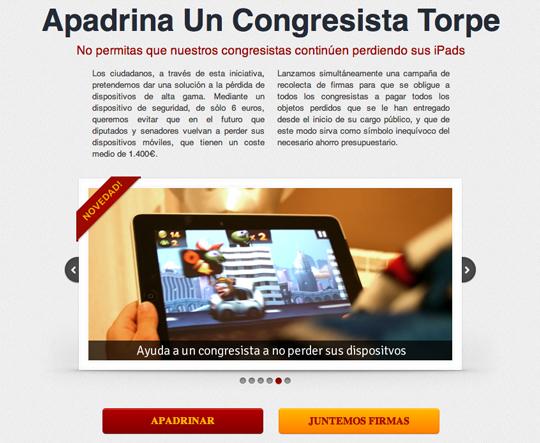 apadrina-un-congresista-torpe