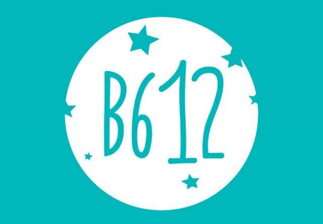 B612, una app de selfies para iPhone y Android que debes probar